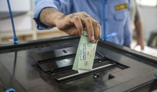 Egypt voting