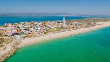 Faro is the capital of Portugal's Algarve region