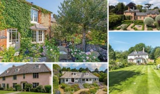 Houses with lovely gardens