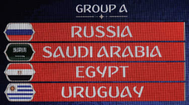 World Cup group A guide Russia Saudi Arabia Egypt Uruguay