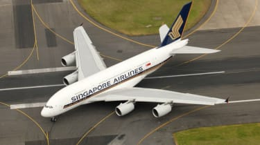 Singapore Airlines A380 Airbus