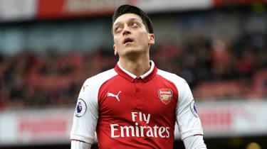 Arsenal transfer news Mesut Ozil Unai Emery
