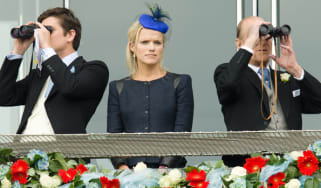 Royals at the Epsom Derby