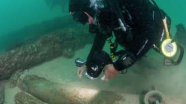 Portugal shipwreck