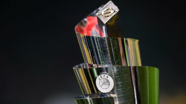 The winners of the Uefa Nations League will be presented with this trophy