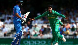 Mohammad Amir Pakistan Virat Kohli India Champions Trophy