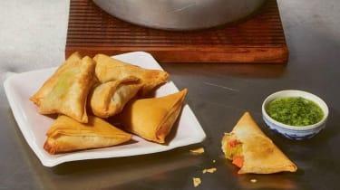 Recipe: Potato samosas