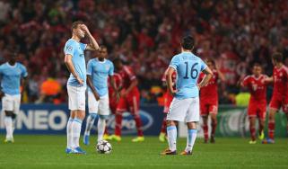 Man City vs Bayern Munich