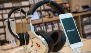 Apple iTouch and Beats headphones