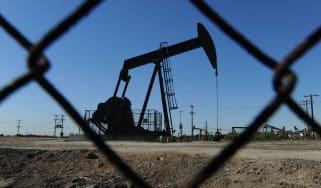 Oil drills