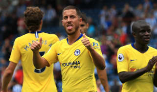 Chelsea and Belgium star Eden Hazard looks set to join Spanish giants Real Madrid