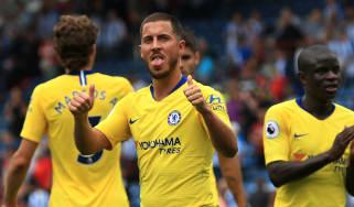 Chelsea and Belgium star Eden Hazard looks set to join Spanish giants Real Madrid