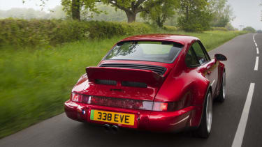Everrati Porsche 911 © Everrati