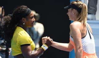French Open 2018 Serena Williams Maria Sharapova Roland-Garros