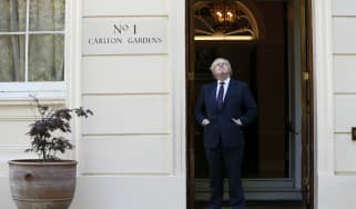 Boris Johnson leadership ambitions