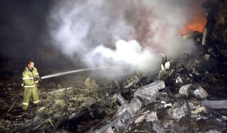 MH17 crashes in eastern Ukraine