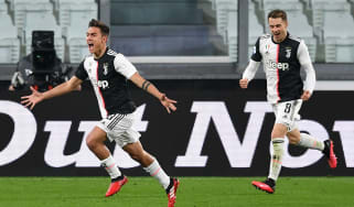 As things stand defending champions Juventus are one point clear at the top of Serie A