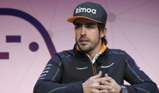Fernando Alonso F1 quit McLaren