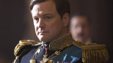 Colin Firth, George VI, The King's Speech