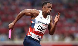 Team GB sprinter CJ Ujah: 'I am not a cheat'
