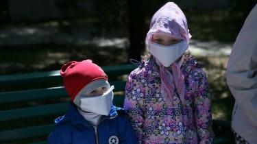 Children, coronavirus