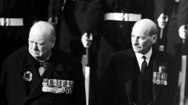 Churchill, attlee