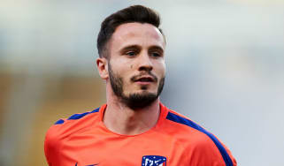 Atletico Madrid star Saul Niguez is linked with both Manchester United and Manchester City