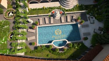 Piscina Palazzo Richie