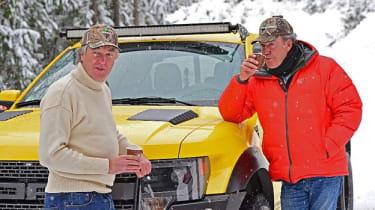 Top Gear in Canada