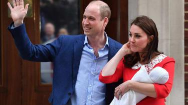 William, Kate, royal baby