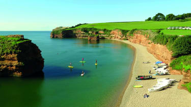 Ladram Bay East Devon