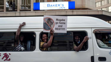 Mugabe Zimbabwe coup