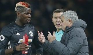 Paul Pogba Man Utd transfer news Mourinho Premier League