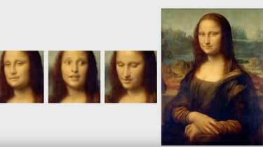 Mona Lisa Samsung