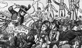 Peterloo Massacre