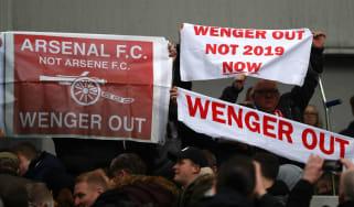 Arsenal Arsene Wenger Brighton Premier League