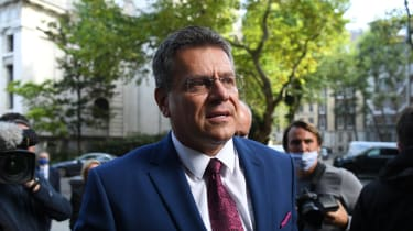 European Commission Vice-President Maros Sefcovic