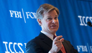 FBI chief Christopher Wray has warned against the release of Nunes memo