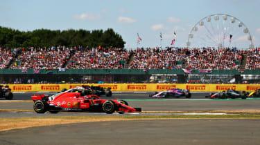 Sebastian Vettel Ferrari F1 world championship