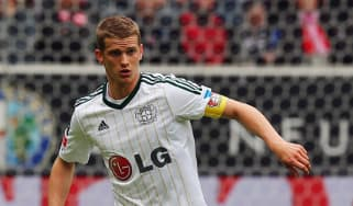Lars Bender of Leverkusen