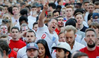 England World Cup economic impact