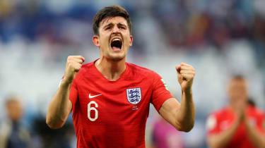 Leicester City and England defender Harry Maguire looks set to sign for Manchester United