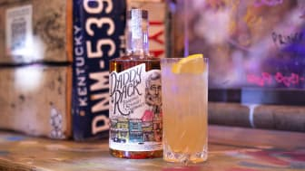Rackhouse Lemonade is a signature cocktail by Daddy Rack