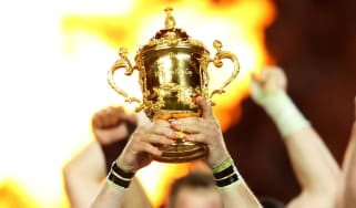 The All Blacks won the Rugby World Cup in 1987, 2011 and 2015