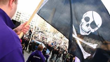 Piracy flag