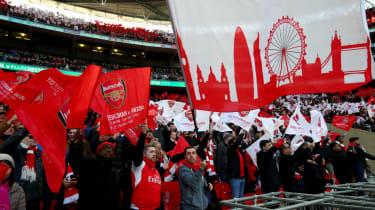 Carabao Cup Arsenal 0 Manchester City 3