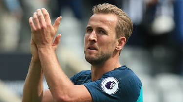 Tottenham and England striker Harry Kane won the golden boot at the 2018 Fifa World Cup