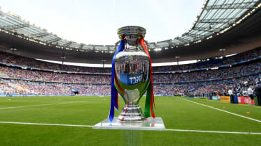 Portugal lifted the Henri Delaunay trophy after beating France in the Euro 2016 final