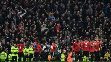 Man City 2 Man Utd 3 Etihad Stadium