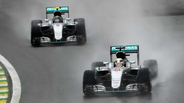 Lewis Hamilton F1 Racing